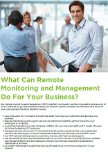 What can Remote Monitoring and Management Do For Your Business?